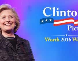 DEZIGNWAY tarafından Hillary Clinton Photoshop - http://clinton.pictures için no 16