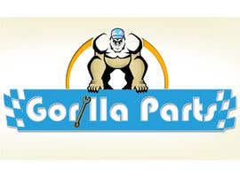 #10 for Gorilla mascot required... af darkemo6876