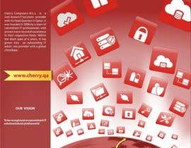 #45 para Brochure Design for Cherry Computers Co. W.L.L. por DYNAMICWINGS