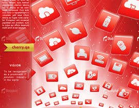#33 pentru Brochure Design for Cherry Computers Co. W.L.L. de către mfbdeip