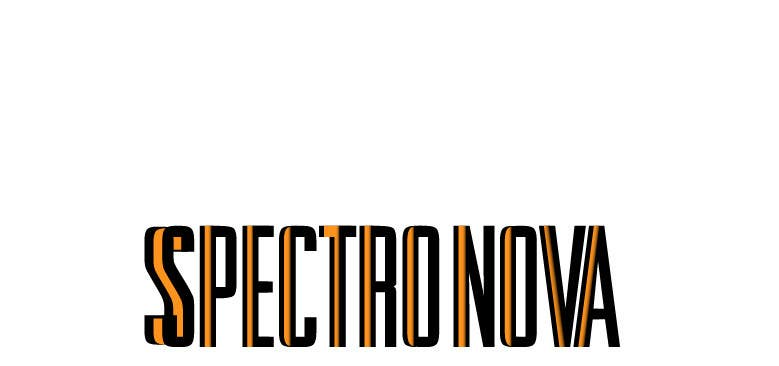 #222 for Design a Logo for SpectroNova: A Supplier of Computer Hardware Infrastructure and Power Transmission Equipment by dennisabella