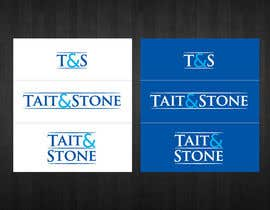 "#251 para Design a Logo for ""Tait & Stone Ltd"" por ConceptFactory"