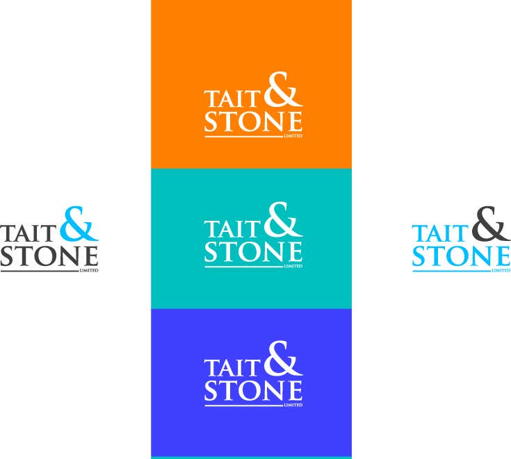 "#70 for Design a Logo for ""Tait & Stone Ltd"" by nufan55"