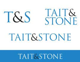 "nº 303 pour Design a Logo for ""Tait & Stone Ltd"" par graphics8"
