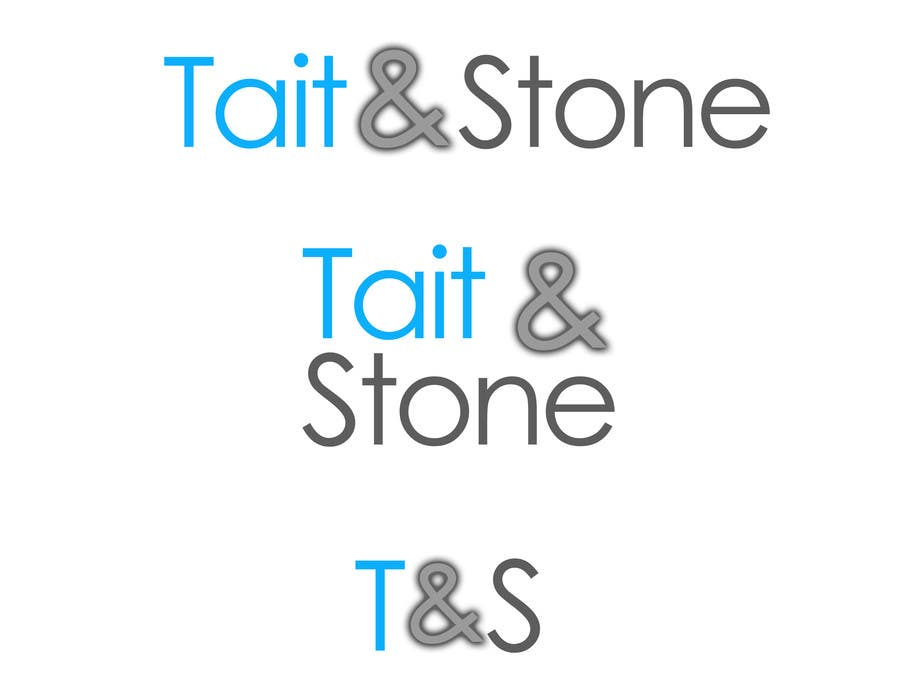 "Konkurrenceindlæg #68 for Design a Logo for ""Tait & Stone Ltd"""