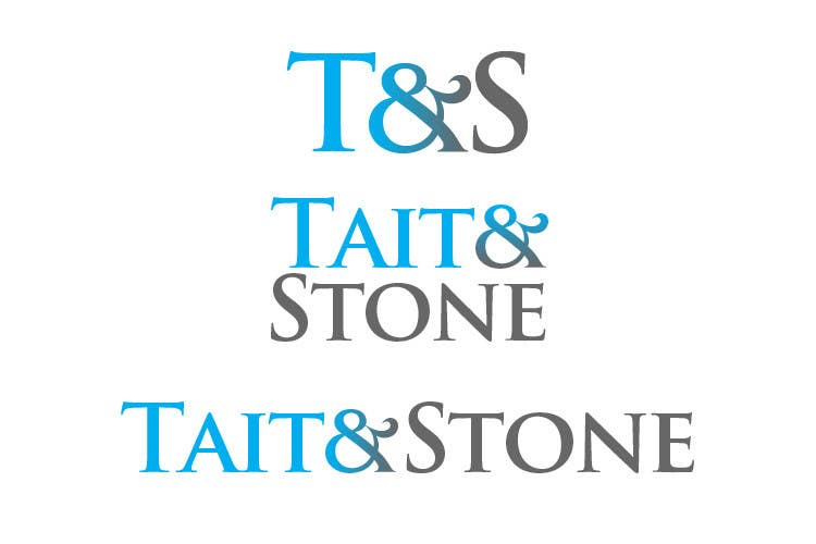 "#213 for Design a Logo for ""Tait & Stone Ltd"" by vladspataroiu"