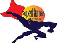 Graphic Design Entri Peraduan #24 for Design a 'comic book style' Logo for: Superhuman Conditioning