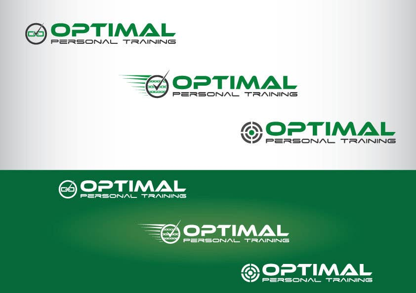 #23 for Design a Logo for Personal Training Website & Marketing Material by GeorgeOrf