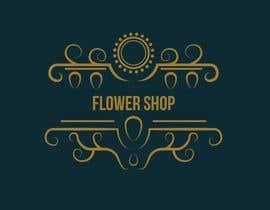 Nro 46 kilpailuun Flower shop logo -- 1 käyttäjältä farkasbenj