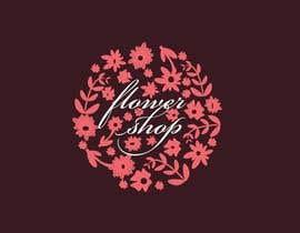 Nro 47 kilpailuun Flower shop logo -- 1 käyttäjältä farkasbenj