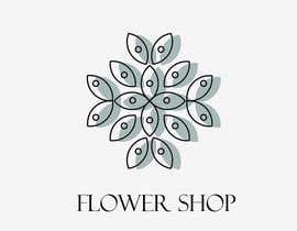 Nro 49 kilpailuun Flower shop logo -- 1 käyttäjältä farkasbenj