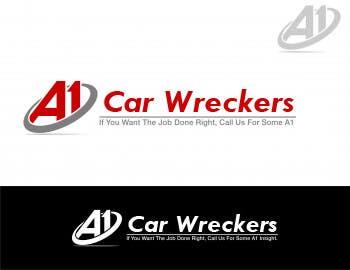 Penyertaan Peraduan #12 untuk Design a Logo for A1 Car Wreckers