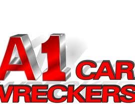 #13 for Design a Logo for A1 Car Wreckers af robertmorgan46