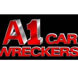 #18 para Design a Logo for A1 Car Wreckers por robertmorgan46