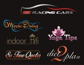 dulhanindi tarafından 5 logos for 5 different domains/websites için no 15