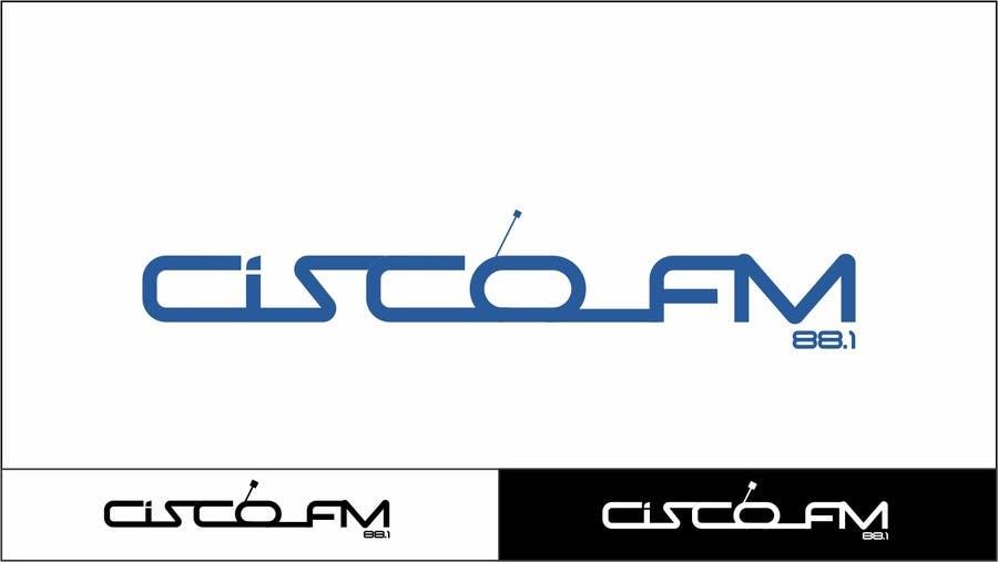 Inscrição nº 83 do Concurso para Design a Logo for a radio station