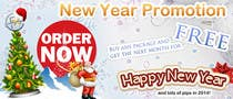 Entry # 26 for Design a Banner for New Year Promotion by