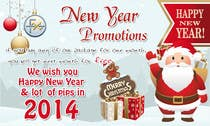 Contest Entry #62 for Design a Banner for New Year Promotion