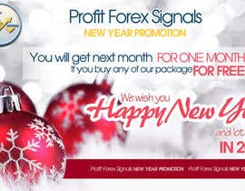 #21 for Design a Banner for New Year Promotion by RERTHUSI