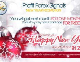 #24 for Design a Banner for New Year Promotion by RERTHUSI