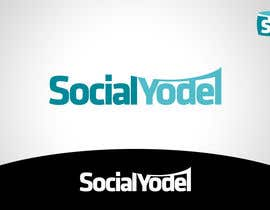 #332 for Logo Design for Social Yodel by xmaimo