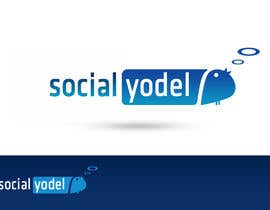 #418 для Logo Design for Social Yodel от Ukrainianteam