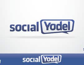 #153 for Logo Design for Social Yodel by CTRaul