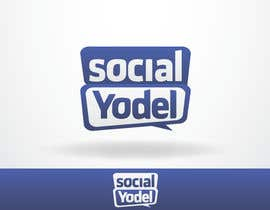 #166 for Logo Design for Social Yodel by CTRaul