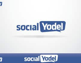 #111 for Logo Design for Social Yodel af CTRaul