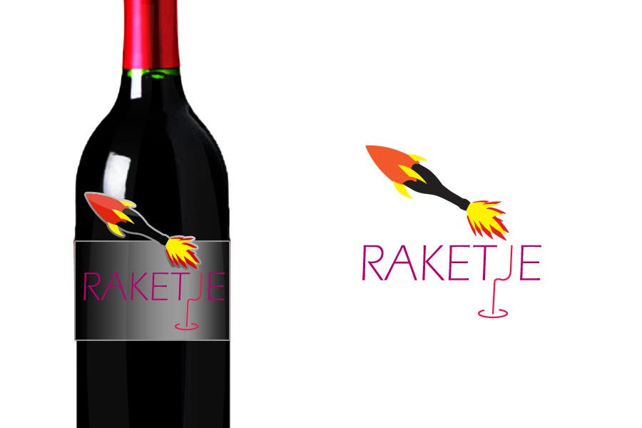 Contest Entry #130 for Logo Design for Raketje