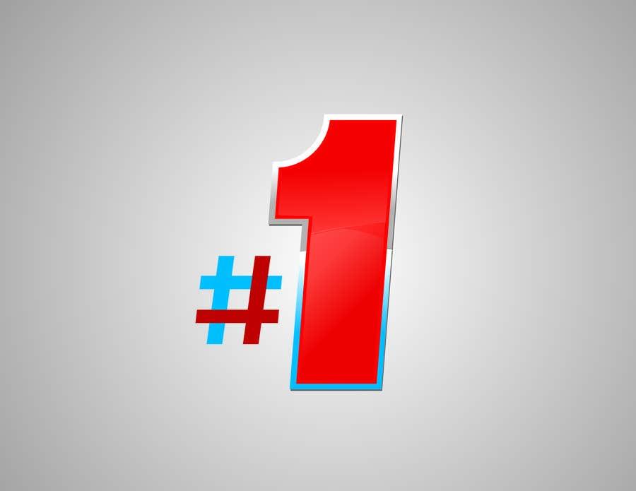 Proposition n°174 du concours Design a #1 Logo