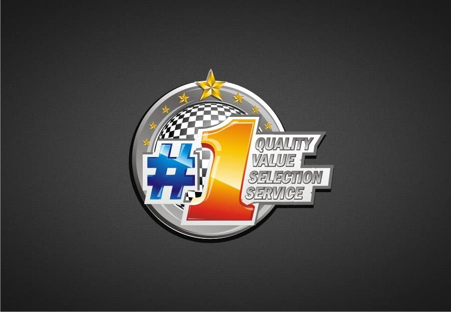 #126 for Design a #1 Logo by Menul