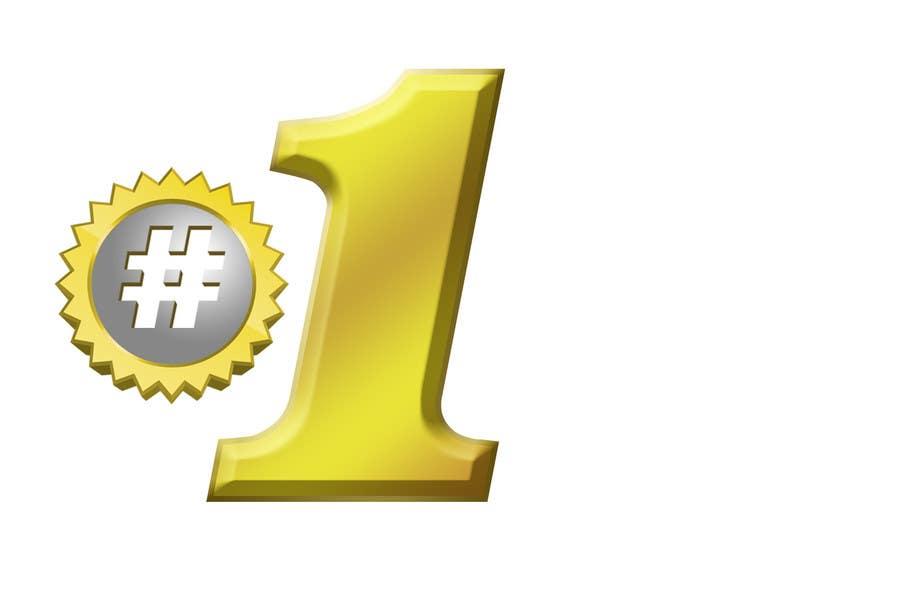 Proposition n°93 du concours Design a #1 Logo