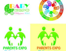 #4 for Design a Logo for Kids Expo, Parent Expo and Baby Expo Philippines 2014 by magisterd