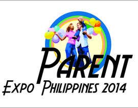 nº 7 pour Design a Logo for Kids Expo, Parent Expo and Baby Expo Philippines 2014 par iliemitrea
