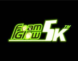 #73 para Design a Logo for Foam Glow 5K por SAbhijeet
