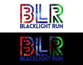 nº 43 pour Design a Logo for Blacklight Run par vladspataroiu