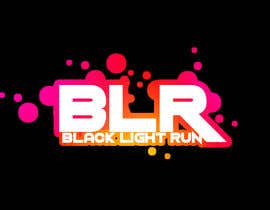 nº 52 pour Design a Logo for Blacklight Run par vishnuremesh