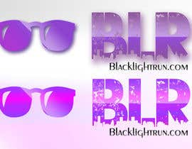 nº 3 pour Design a Logo for Blacklight Run par KCXID