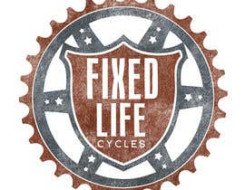 #84 for Design a Logo for Fixed Gear Bike Shop af CreativeSource