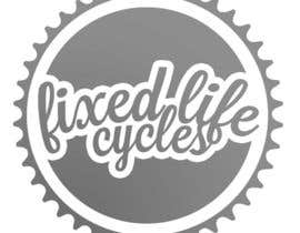 #145 for Design a Logo for Fixed Gear Bike Shop by JWS1