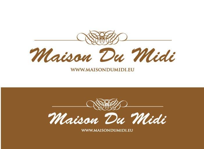 #127 for Design a Logo for maison du midi by mamunfaruk