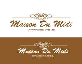#127 for Design a Logo for maison du midi by mamunfaruk