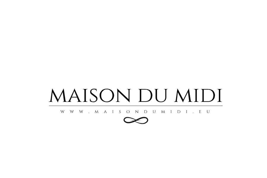 #215 for Design a Logo for maison du midi by VEEGRAPHICS
