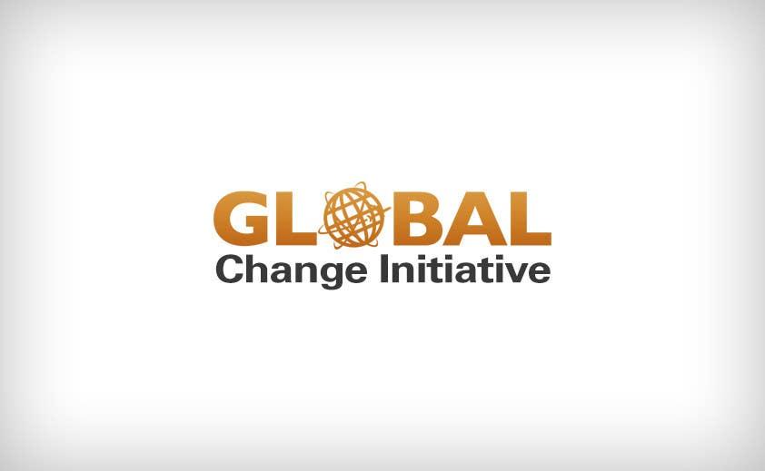 Inscrição nº                                         55                                      do Concurso para                                         Design a Logo for The Global Change Initiative