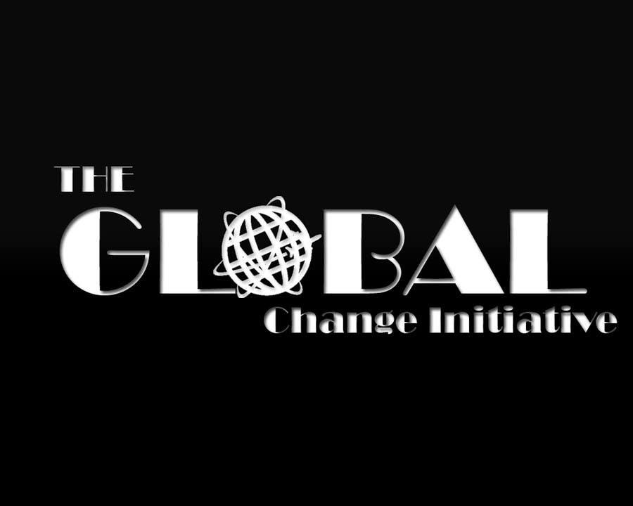 Inscrição nº                                         77                                      do Concurso para                                         Design a Logo for The Global Change Initiative