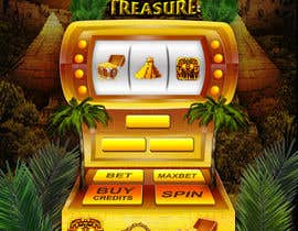 nº 14 pour Design a Slot Machine Theme par suneshthakkar