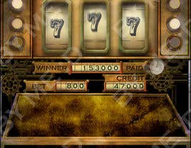 nº 17 pour Design a Slot Machine Theme par datpt1112