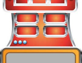 nº 3 pour Design a Slot Machine Theme par noushadcute2