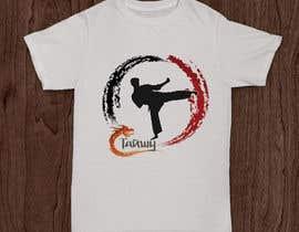 #69 for Разработка дизайна футболки for Тайшу af Tsurugirl
